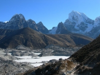Gokyo Lake to Everest Base Camp Trek